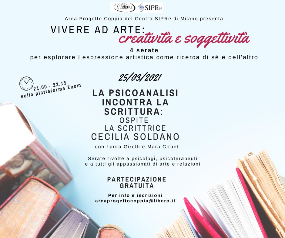 VIVERE AD ARTE: CREATIVITÀ E SOGGETTIVITÀ